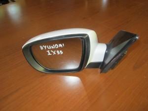 hyundai ix35 2010 ilektrikos anaklinomenos kathreptis aristeros aspros 8 akides flas1 300x225 Hyundai IX35/TUCSON 2010 2015 ηλεκτρικός ανακλινόμενος καθρέπτης αριστερός άσπρος (8 ακίδες φλάς)