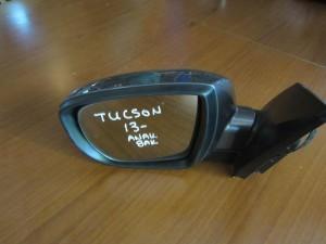 Hyundai tucson 2013 ηλεκτρικός ανακλινόμενος καθρέπτης αριστερός γκρί (8 ακίδες)