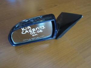 Kia Carens 1999-2006 ηλεκτρικός καθρέπτης αριστερός μπλε σκούρο
