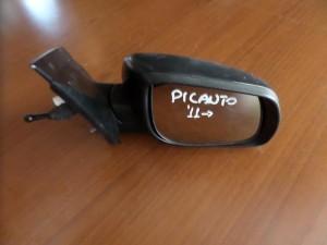 Kia picanto 2011 μηχανικός καθρέπτης δεξιός άβαφος