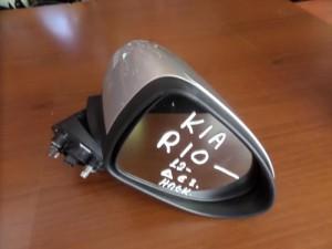 Kia rio 2012 ηλεκτρικός καθρέπτης δεξιός ασημί (3 ακίδες)