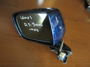 lexus rs 300 03 ilektrikos kathreptis aristeros ble 7 kalodia 300x225 Lexus RX 300 1999 2003 ηλεκτρικός καθρέπτης αριστερός μπλέ (7 καλώδια)