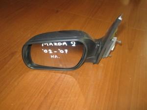 Mazda 2 2003-2007 ηλεκτρικός καθρέπτης αριστερός γκρί