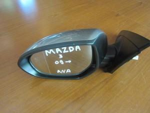 mazda 3 09 ilektrikos anaklinomenos kathreptis aristeros skouro asimi 300x225 Mazda 3 2009 2013 ηλεκτρικός ανακλινόμενος καθρέπτης αριστερός σκούρο ασημί