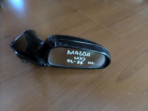 mazda mx3 92 98 ilektrikos kathreptis dexios mavros 300x225 Mazda MX 3 1992 1998 ηλεκτρικός καθρέπτης δεξιός μαύρος