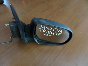 Mazda Tribute 2001-2005 ηλεκτρικός καθρέπτης δεξιός άβαφος