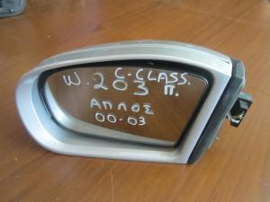 mercedes c class w203 00 03 kathreptis aristeros asimi 300x225 Mercedes C class w203 2000 2003 καθρέπτης αριστερός ασημί