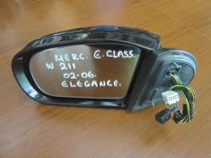mercedes e class w211 elegance 02 06 kathreptis aristeros mavros 300x225 Mercedes E class w211 elegance 2002 2006 καθρέπτης αριστερός μαύρος ηλεκτρικα ανακλινομενος