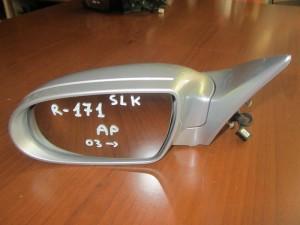 Mercedes SLK R171 03 καθρέπτης αριστερός ασημί