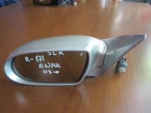 Mercedes SLk R171 03 καθρέπτης ηλεκτρικός ανακλινόμενος αριστερός ασημί