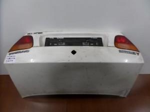 Mitsubishi carisma 96-00 πορτ μπαγκάζ άσπρο