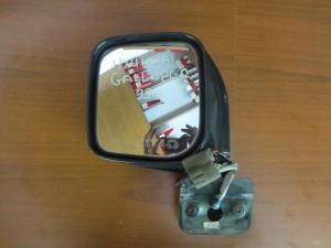 Mitsubishi galloper 99 ηλεκτρικός καθρέπτης αριστερός κυπαρισσί (5 καλώδια)