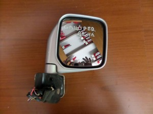 Mitsubishi galloper 99 ηλεκτρικός καθρέπτης δεξιός ασημί