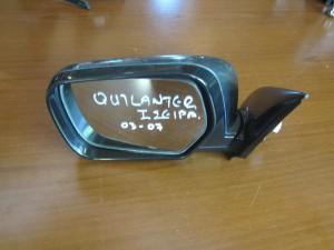 Mitsubishi Outlander 2003-2007 ηλεκτρικός καθρέπτης αριστερός ανθρακί