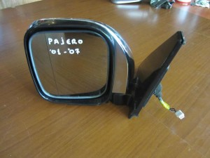 mitsubishi pajero 01 07 ilektrikos kathreptis aristeros chromio 7 kalodia 300x225 Mitsubishi Pajero 2001 2007 ηλεκτρικός καθρέπτης αριστερός χρώμιο (7 καλώδια)