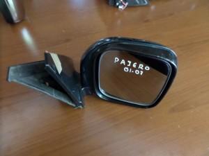 Mitsubishi pajero 01-07 ηλεκτρικός καθρέπτης δεξιός κυπαρισσί (5 καλώδια)