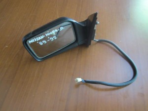 Nissan micra k10 89-92 ηλεκτρικός καθρέπτης αριστερός άβαφος