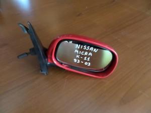 nissan micra k11 93 03 michanikos kathreptis dexios kokkinos 300x225 Nissan Micra K11 1993 2003 μηχανικός καθρέπτης δεξιός κόκκινος