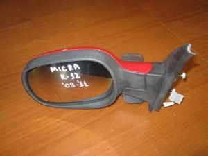 nissan micra k12 03 11 ilektrikos kathreptis aristeros kokkinos 300x225 Nissan micra k12 03 11 ηλεκτρικός καθρέπτης αριστερός κόκκινος