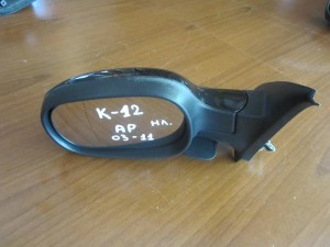 nissan micra k12 03 11 ilektrikos kathreptis aristeros mavros 300x225 Nissan Micra K12 2003 2010 ηλεκτρικός καθρέπτης αριστερός μαύρος