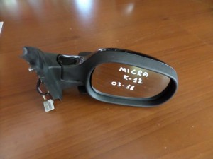 nissan micra k12 03 11 ilektrikos kathreptis dexios mavros 300x225 Nissan micra k12 03 11 ηλεκτρικός καθρέπτης δεξιός μαύρος