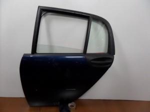 smart forfour piso aristeri porta ble 300x225 Smart Forfour 2004 2014 πίσω αριστερή πόρτα μπλέ