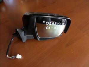 Subaru forester 06-09 ηλεκτρικός καθρέπτης δεξιός ασημί (8 καλώδια)