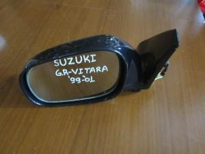 Suzuki Grand Vitara 1999-2001 ηλεκτρικός καθρέπτης αριστερός σκούρο μπλέ (3 καλώδια)
