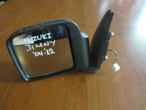 Suzuki Jimny 04-12 ηλεκτρικός καθρέπτης αριστερός σκούρο ασημί (3 καλώδια)