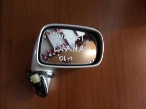 Suzuki liana 01 ηλεκτρικός καθρέπτης δεξιός ασημί (3 καλώδια)