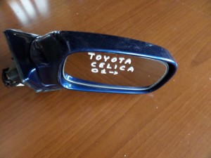 toyota celica 01 ilektrikos kathreptis dexios ble 300x225 Toyota celica 2000 2006 ηλεκτρικός καθρέπτης δεξιός μπλέ