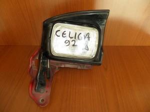 Toyota celica 1989-1993 φανάρι εμπρός δεξί (κόκκινο καπάκι)