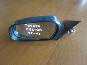Toyota celica 1993-1999 ηλεκτρικός καθρέπτης αριστερός σκούρο μπλέ