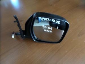 Toyota Hi-Ace 97-06 ηλεκτρικός καθρέπτης δεξιός μαύρος