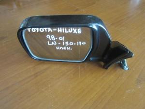 Toyota Hi-Lux 98-01 LN-150-170 ηλεκτρικός καθρέπτης αριστερός νίκελ