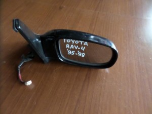 Toyota Rav 4 1995-1998 ηλεκτρικός καθρέπτης δεξιός μαύρος