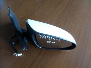 toyota yaris 2012 ilektrikos kathreptis dexios aspros 300x225 Toyota Yaris 2011 2014 ηλεκτρικός καθρέπτης δεξιός άσπρος