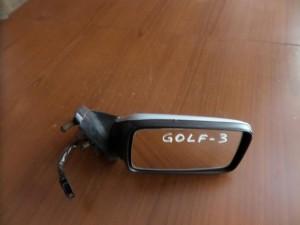VW golf 3 1992-1998 ηλεκτρικός καθρέπτης δεξιός ασημί