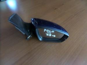vw polo 09 ilektrikos kathreptis dexios ble skouro 300x225 VW polo 2009 2014 ηλεκτρικός καθρέπτης δεξιός μπλέ σκούρο