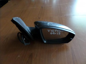 VW polo 2009-2014 ηλεκτρικός καθρέπτης δεξιός μολυβί