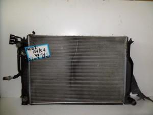Audi A4-S4 95-01 2.7cc βενζίνη turbo ψυγείο κομπλέ (νερού-air condition)