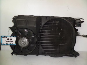 audi a6 94 97 2 0cc 2 6cc 2 8cc venzini psigio komple nerou air condition ventilater 300x225 Audi A6 1994 1997 2.0cc 2.6cc 2.8cc βενζίνη ψυγείο κομπλέ (νερού air condition βεντιλατέρ)
