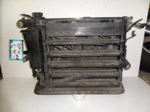 BMW E46 98-03 1.8-2.0cc automatic diesel ψυγείο κομπλέ (νερού-air condition-βεντιλατέρ)