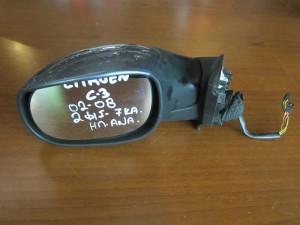 citroen c3 02 08 ilektrikos anaklinomenos kathreptis aristeros gkri 7 kalodia 2 fis 300x225 Citroen C3 2002 2009 ηλεκτρικός ανακλινόμενος καθρέπτης αριστερός γκρί (7 καλώδια 2 φίς)