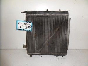 citroen c3 02 10 1 1cc 1 4cc 1 6cc venzini psigio komple nerou air condition 300x225 Citroen C3 2002 2009 Citroen C2 2003 2009 1.1cc 1.4cc 1.6cc βενζίνη ψυγείο κομπλέ (νερού air condition)