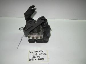 citroen c3 1 4 02 08 monada abs ate 300x225 Citroen C3 2002 2009 1.4 Citroen C2 2003 2009 μονάδα ABS ATE