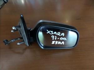 Citroen xsara 97-00 ηλεκτρικός καθρέπτης δεξιός ασημί (5 καλώδια)