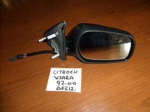 Citroen xsara 97-00 μηχανικός καθρέπτης δεξιός άβαφος