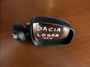 Dacia sandero 2007-2012 Dacia logan 2008-2012 ηλεκτρικός καθρέπτης δεξιός χρυσαφί (5 καλώδια)