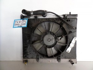 daihatsu terios 06 j200 j210 j211 psigio komple nerou air condition ventilater 300x225 Daihatsu Terios 2006 2017 1.5 cc βενζίνη ψυγείο κομπλέ (νερού air condition βεντιλατέρ)